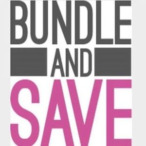 SEND ME AN OFFER ON ALL BUNDLES
